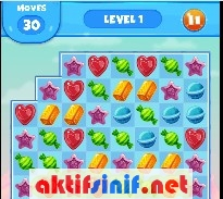 Candy Crush Sweet Saga