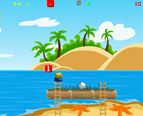 Pirate island-Math Game