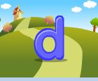 Alphabet D and Chant