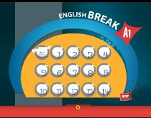 English Break Student Book B1-1